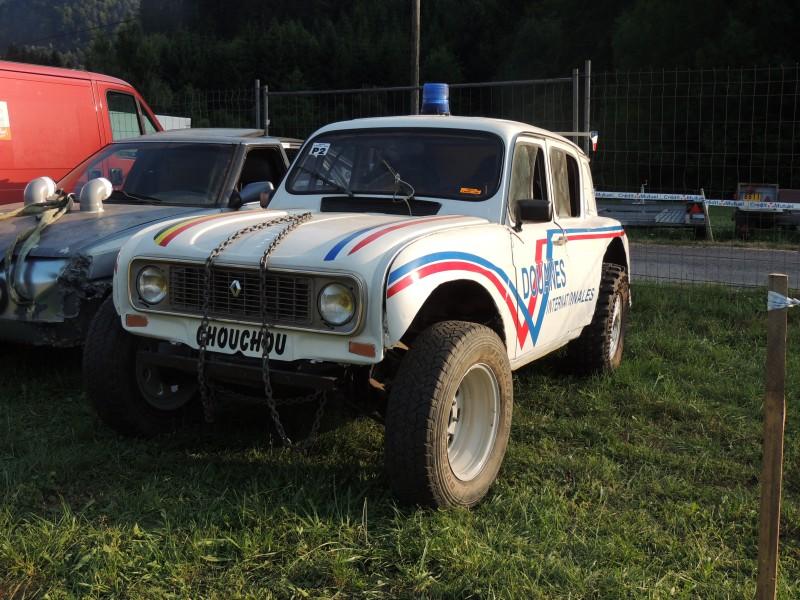 Rallye tout terrain